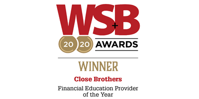 Financial Education Provider of the Year award 2020